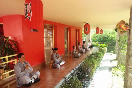 Dharma kung fu