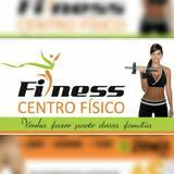 Centro Físico Fitness - logo