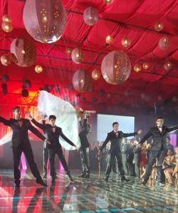 Academia De Baile Con Ritmo -