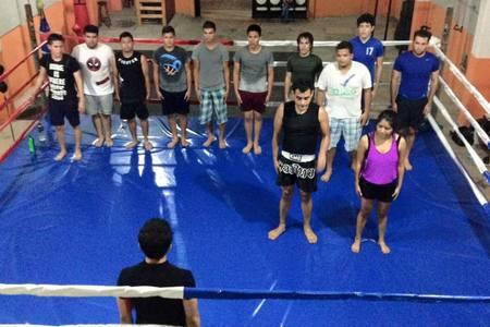 Kai Muay Gym Boca -