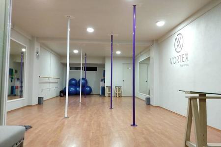 Vortex Pole Fitness