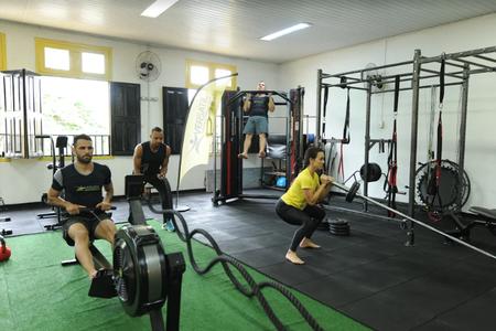 Versátil Treinamento Físico Funcional