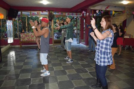 Estilo de dança vila isabel -