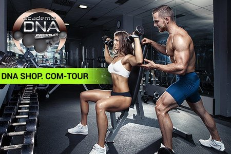 Academia DNA Fitness Com-Tour -