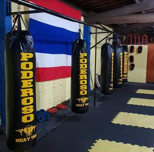 Centro De Treinamento Poderoso Muay Thai - Aviação -