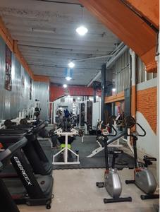 Bayres Center Gym