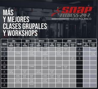 Snap Fitness - Nuevo Polanco
