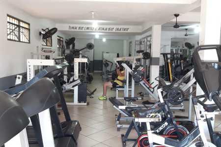 Gym Aleixo - Sales Oliveira -