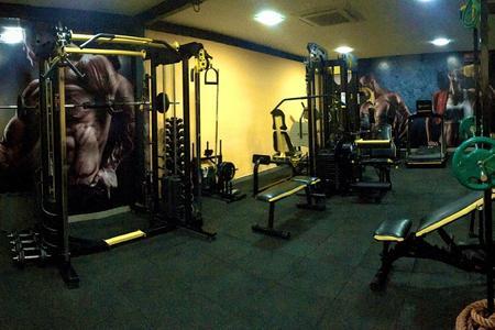 Studio Anita personal trainer -