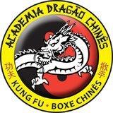 Academia Dragão Chinês Kung Fu - logo