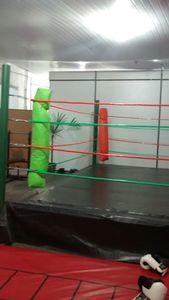 CT Arena Kombat / Studio Bella