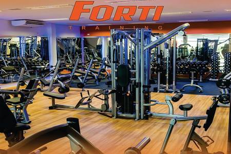 Academia Forti Training -