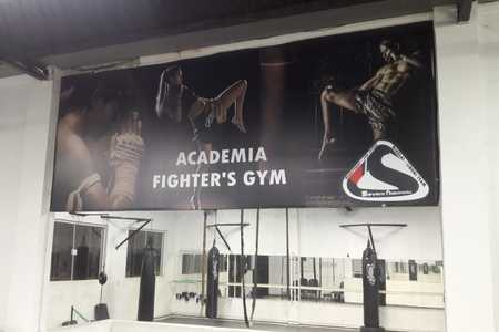 ACADEMIA FIGHTER'S GYM I -