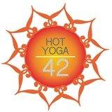 Hot Yoga 42 - logo