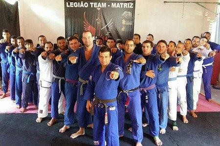 Legião Team – Nova Cruz -