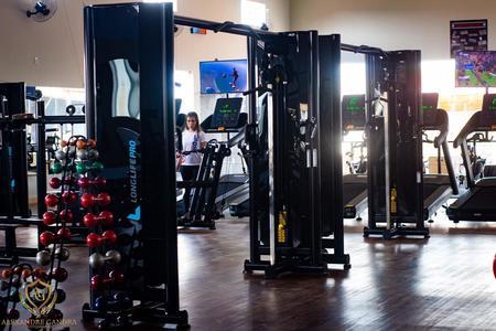 Academia Sport Fitness - Capelinha