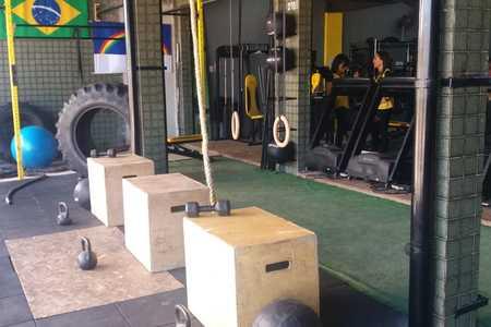 Academia Rocky Gym -