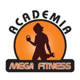 Academia Mega Fitness - logo