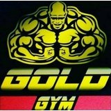 Gold Gym Academia - logo