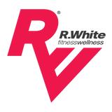 R. White Fitness Wellness - logo