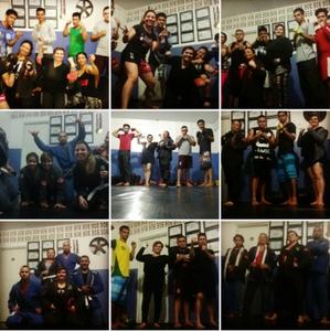 Centro de treinamento Quimera MMA Team -