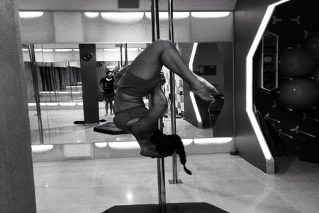 ABRIL LUXURY POLE FITNESS CENTERVILLE -