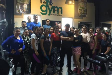 The Gym Bodyboulding and Fitness -
