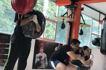 JR Boxing Club -