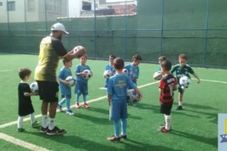 Escola de Futebol e Funcional Santo André Center