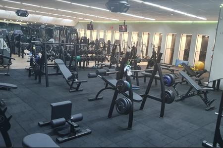 Academia Oásis Fitness