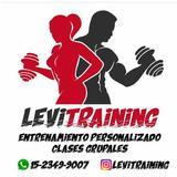 Levi Training Parque Las Heras - logo
