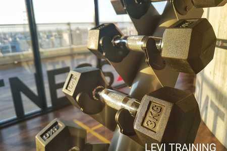 Levi Training Parque las Heras