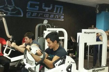 German´s Gym San Antón -