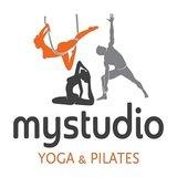 Mystudio Yoga & Pilates - logo