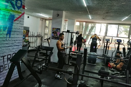 Retro Gym -