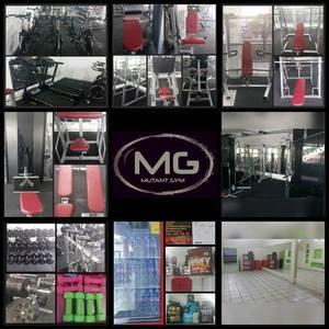 Mutant Gym -