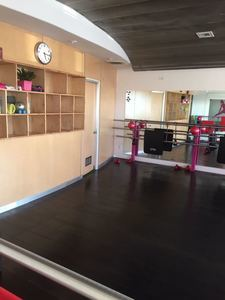 Be Barre Fitness Room Cuahutemoc Sur