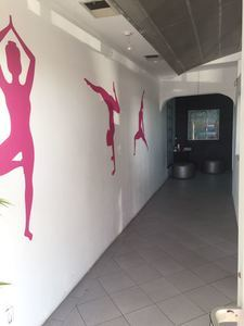 Be Barre Fitness Room Insurgentes