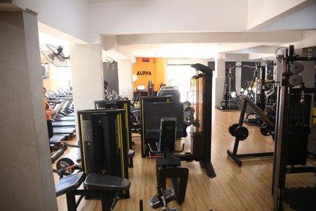 Academia Alpha Gym