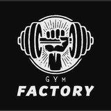 Gym Factory - logo