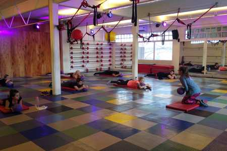 Fosque Women Fitness Clubs San Martin -