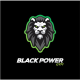 Black Power Gym - logo