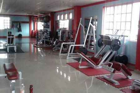 Gym Break