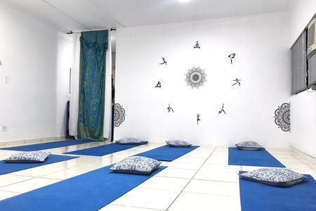 Espaço de Yoga Shanti