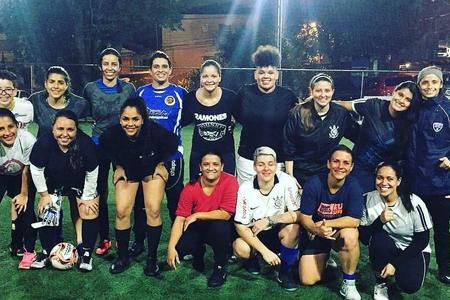 Donas da Bola F.C Jabaquara