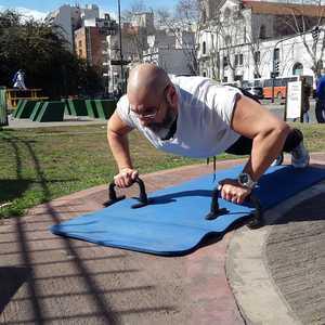 Soberano Fitness Parque Saavedra -