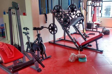 Lobo style Gym