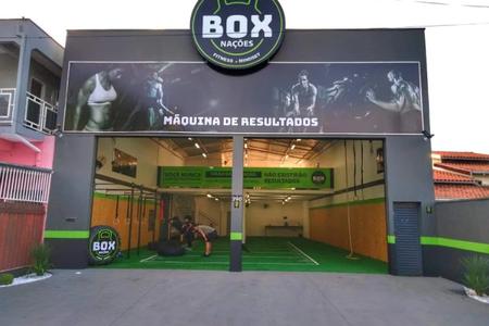 Box Nações -