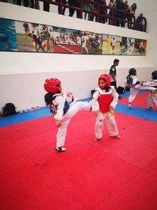 Escuela Taekwondo Kyeongju Onofre La Joyita BB -