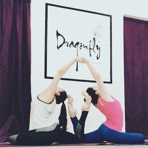 Dragonfly Pole Dancers Copilco -